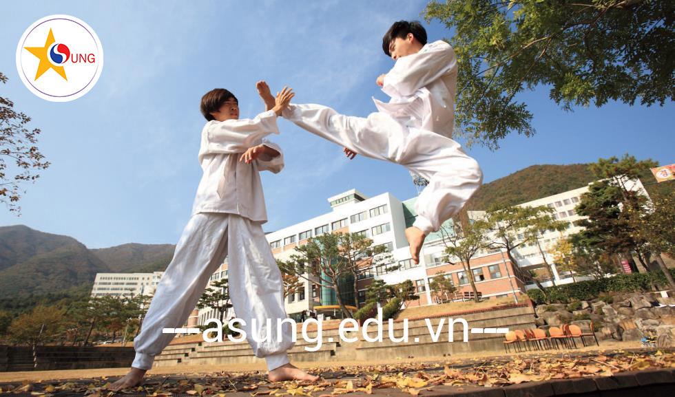 Tuyển sinh đại học Youngsan