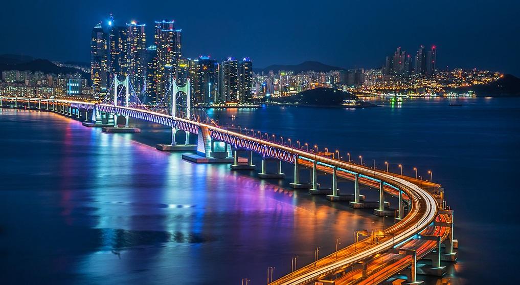 Dịch vụ vận chuyển hàng hóa đường biển đi Busan, Hàn Quốc