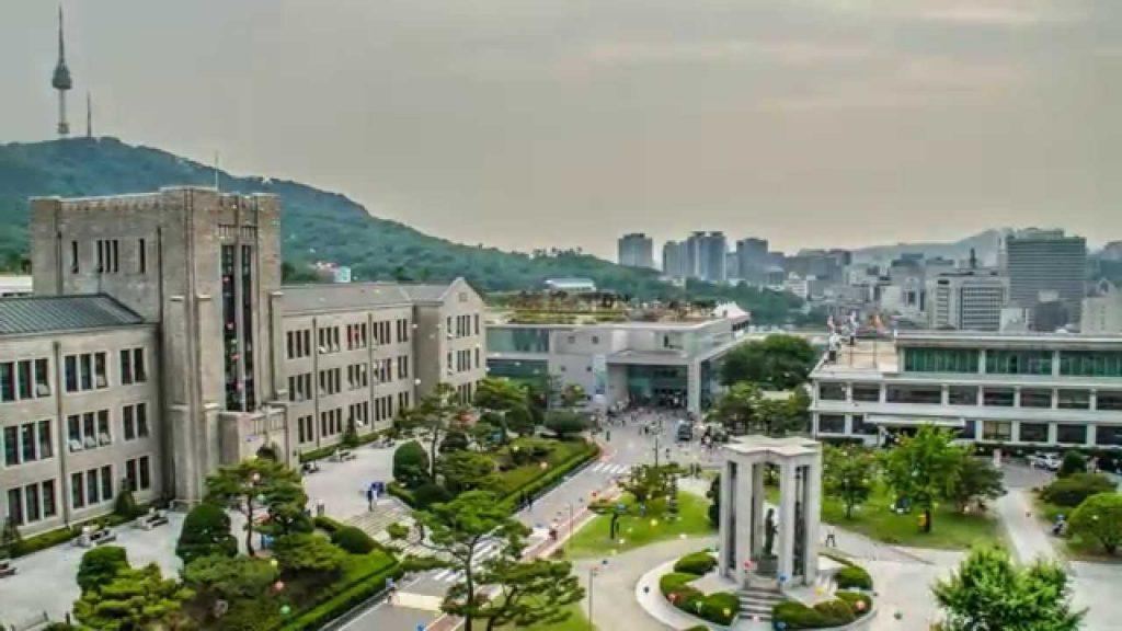 khuon-vien-truong-dai-hoc-dongguk