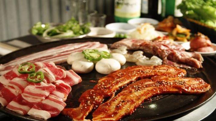 Cách Ăn Thịt Nướng Chuẩn Như Người Hàn Quốc   Món Miền Trung