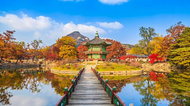 mua-thu-tai-Gyeongbokgung